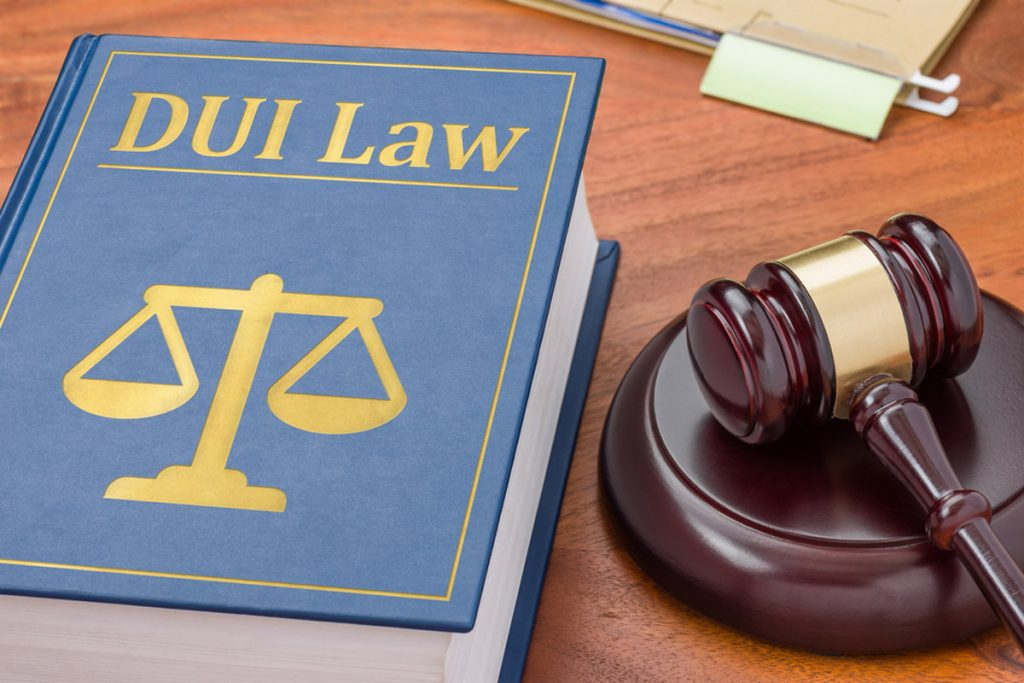 Average Cost of DUI Lawyer