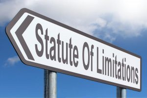 What is the Statute of Limitation on Malpractice ?