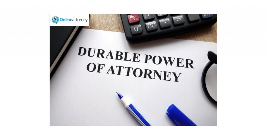 durable power of attorney ohio