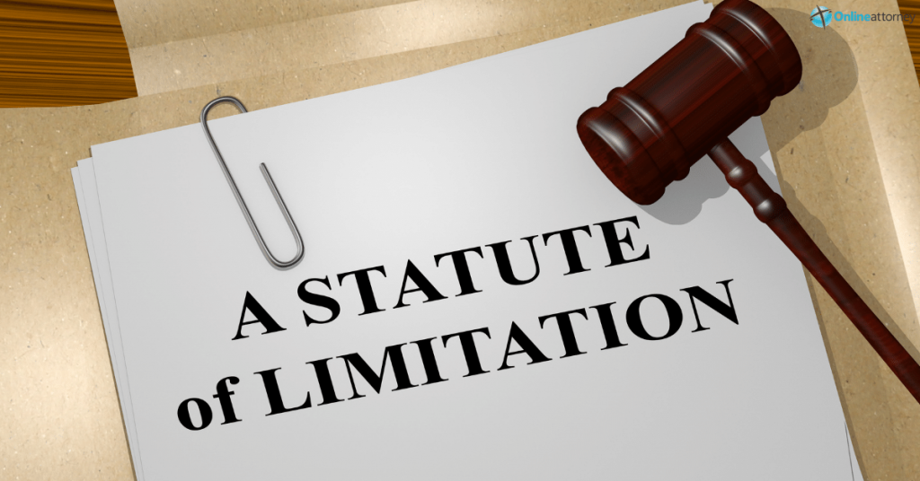 How Long is The Statute of Limitation