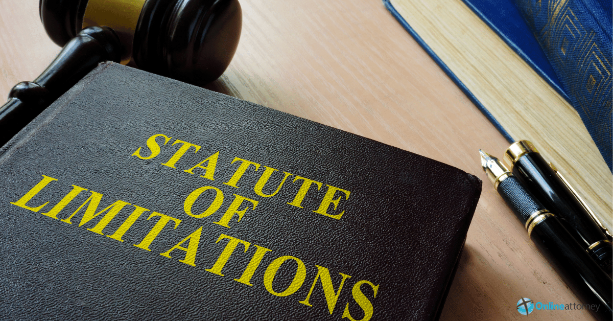 How Long Is The Statute Of Limitations- Described By States