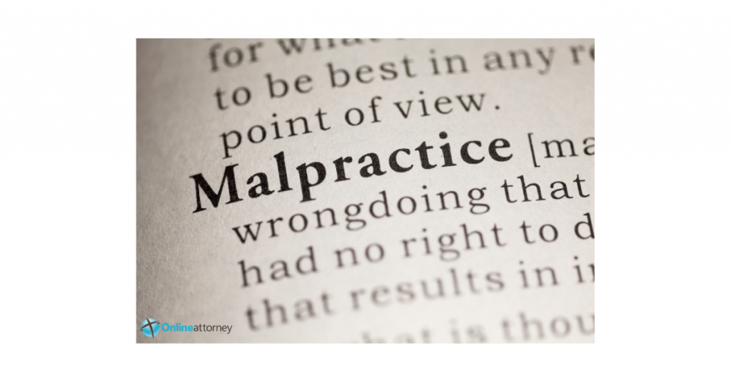 Malpractice definition