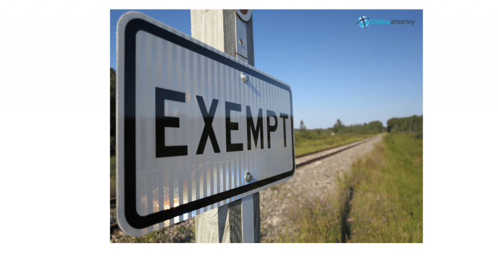 Workers Comp Exemption
