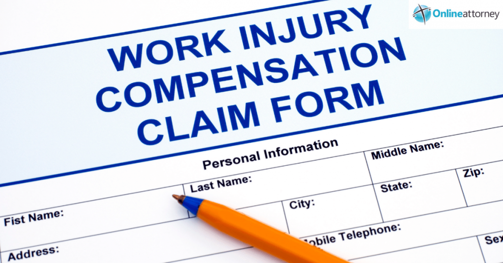 How does work compensation works