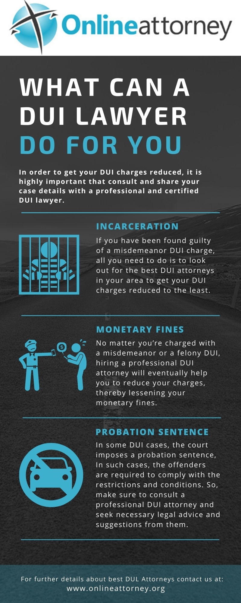 What can a DUI lawyer do for you
